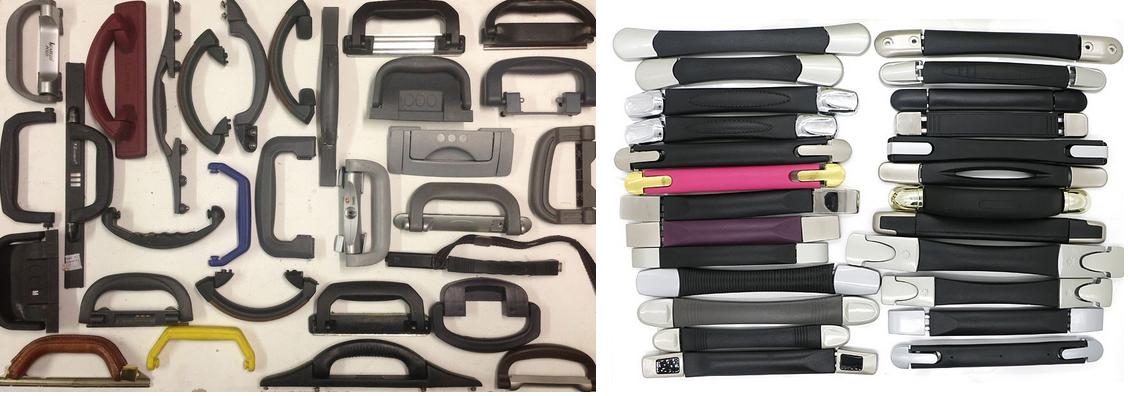 ручки для ремонта чемодана