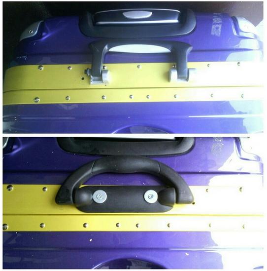 ремонт ручки чемодана в спб