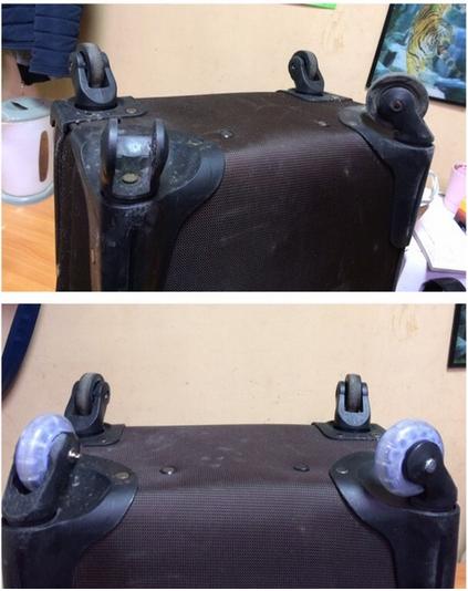 фото мастерской по ремонту чемоданов